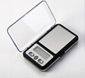 BDS-808 pocket jewelry scale plam scale