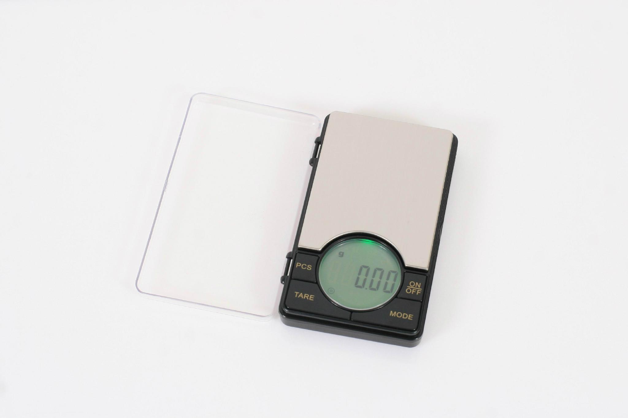 BDS-ES jewelry pocket scale plam scale electronic scale weighing scale  3