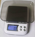 BDS-DM3 kitchen scale portable digital scale  electronic balance manufacturer