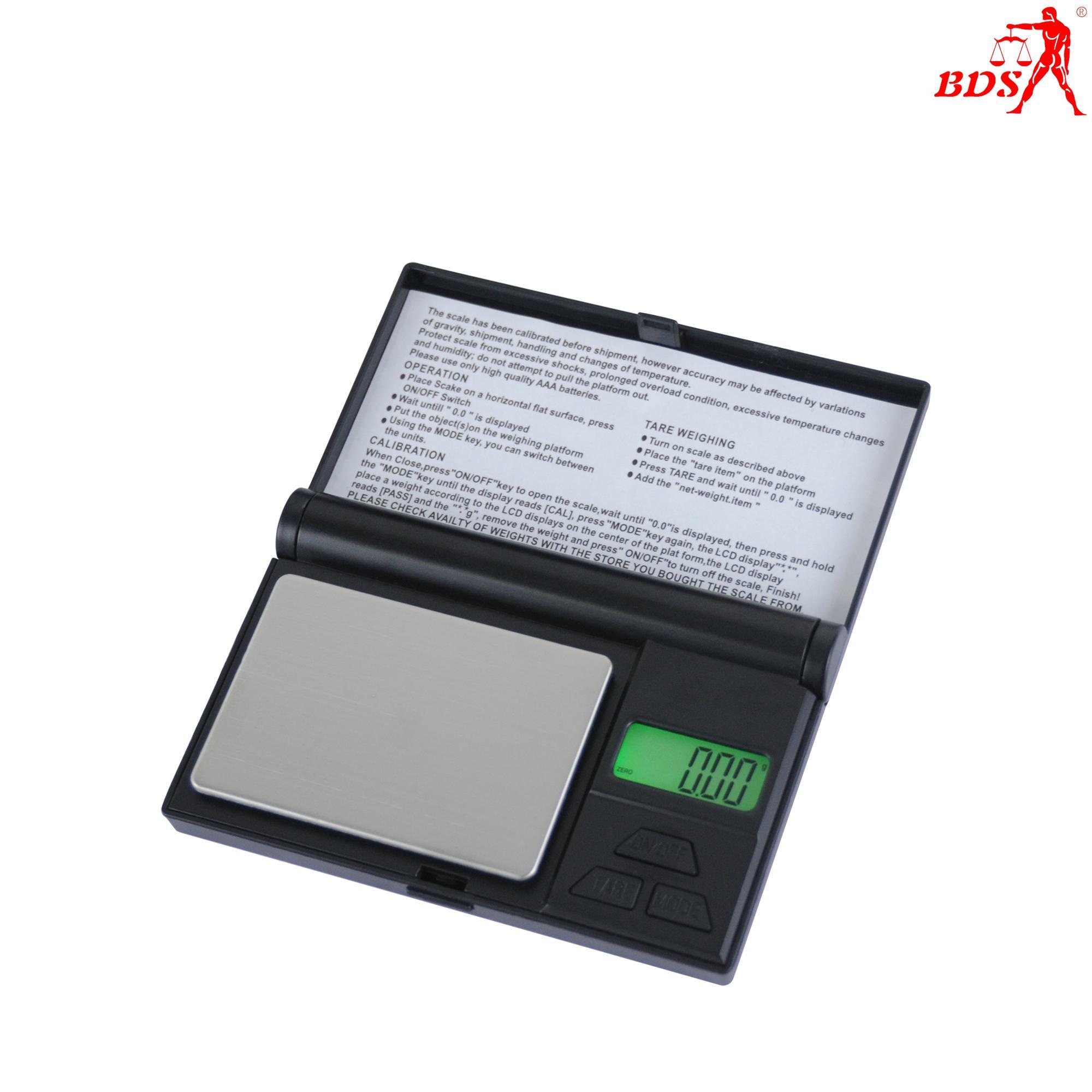 BDS 北斗星 口袋秤 珠寶秤 便攜電子秤 電子秤500g生產廠家 4