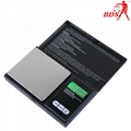 BDS CS pocket jewelry scale electronic scale weighing scale factory  4
