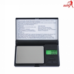 BDS-FS jewepry pocket scale palm scale smart scale and electronic scale factory