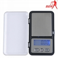 BDS-333 mini jewelry scale pocket scale mini scale smart jewelry scale