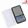 BDS-333 mini jewelry scale pocket scale mini scale smart jewelry scale