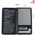 BDS-808 mini small pocket scale jewelry scale portable scale