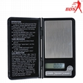 BDS-808 jewelry pocket scale palm scale