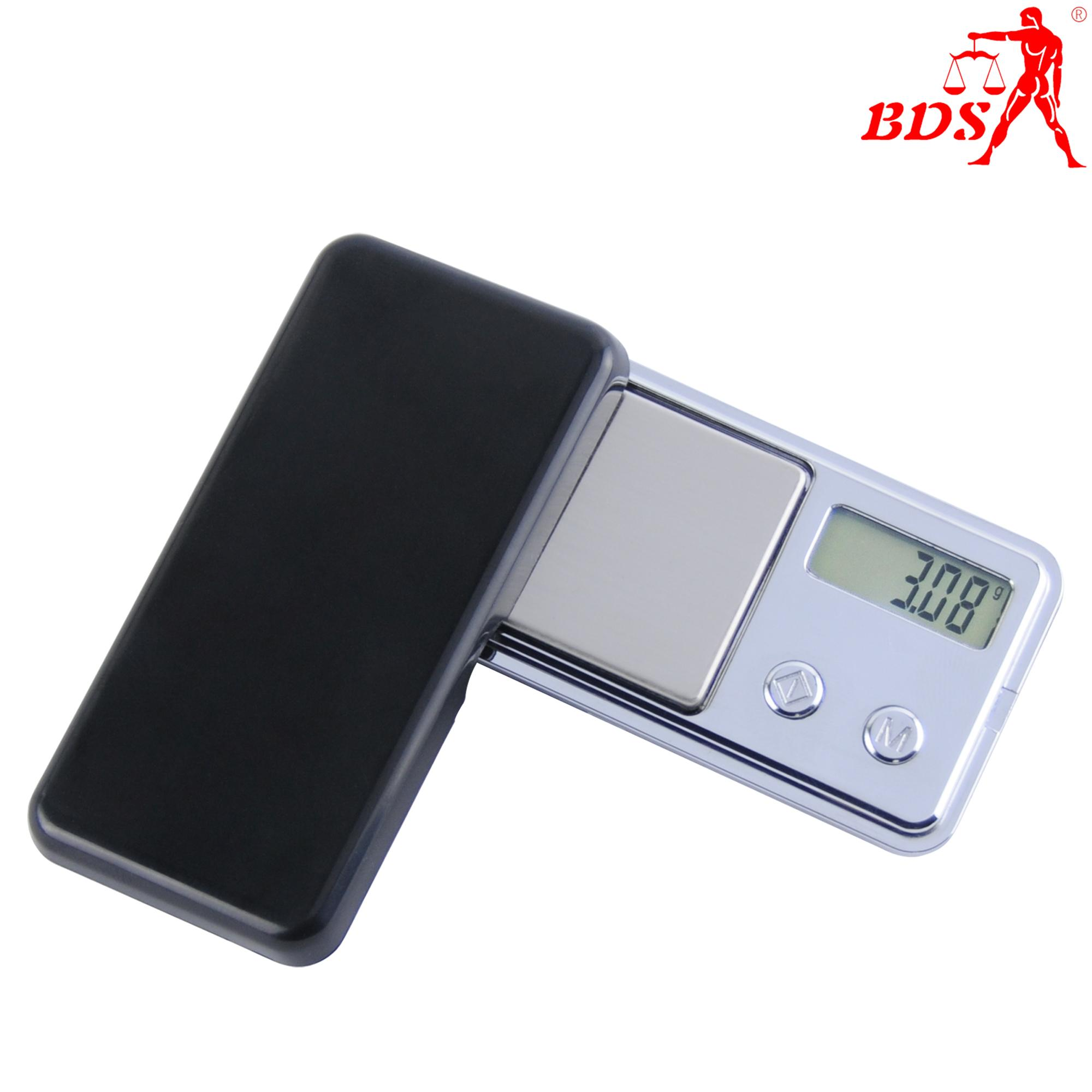 BDS-908 mini pocket jewelry scale plam scale smart scale 2