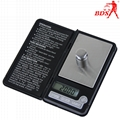 BDS-808 jewelry pocket scale mini scale electronic scale  3