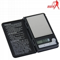 BDS-808 jewelry pocket scale mini scale electronic scale  4