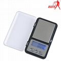 BDS-333 mini pocket jewelry scale electronic scale  3