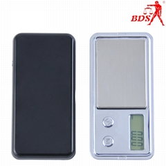 BDS908 mini pocket jewelry scale electronic scale protable precision scale