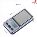 BDS6010 jewelry pocket scale  smart scale mini scale and electronic scale  5