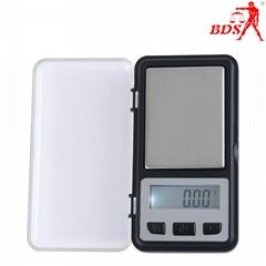 深圳北斗星衡器BDS6010便携式电子口袋秤,珠宝秤
