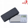 BDS908 precision jewelry weighing scales 0.01g digital pocket scales 3