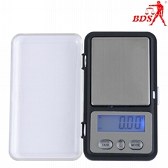 BDS-333  mini pocket scale electronic scales precision scales