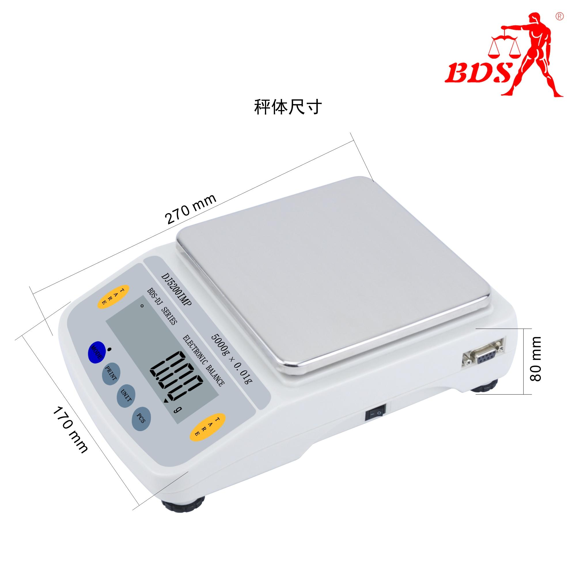 BDS electronic precision balance weighing scale electronic scale manufacturer  2