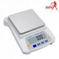 深圳廠家直銷精密電子天平PN-B 3kg/0.1g大平面電子天平