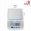 BDS 6kg/0.1g electronic balance