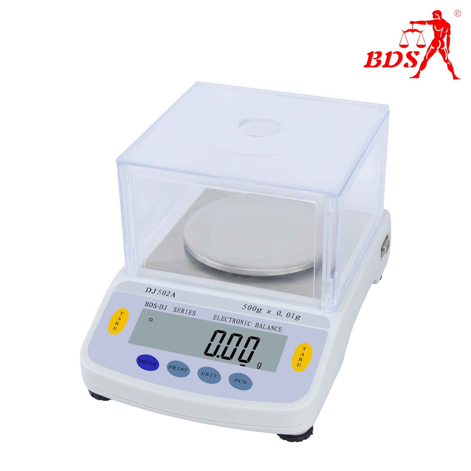 Shenzhen BDS DJ precision balance with super anti-overload function 4