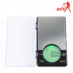 BDS-ES jewelry pocket scale plam scale portable scale electronic scale