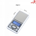 BDS-MH pocket jewelry scale electronic scale manufacturer