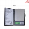BDS1108 jewelry pocket scale plam scale portable electronic scale  4
