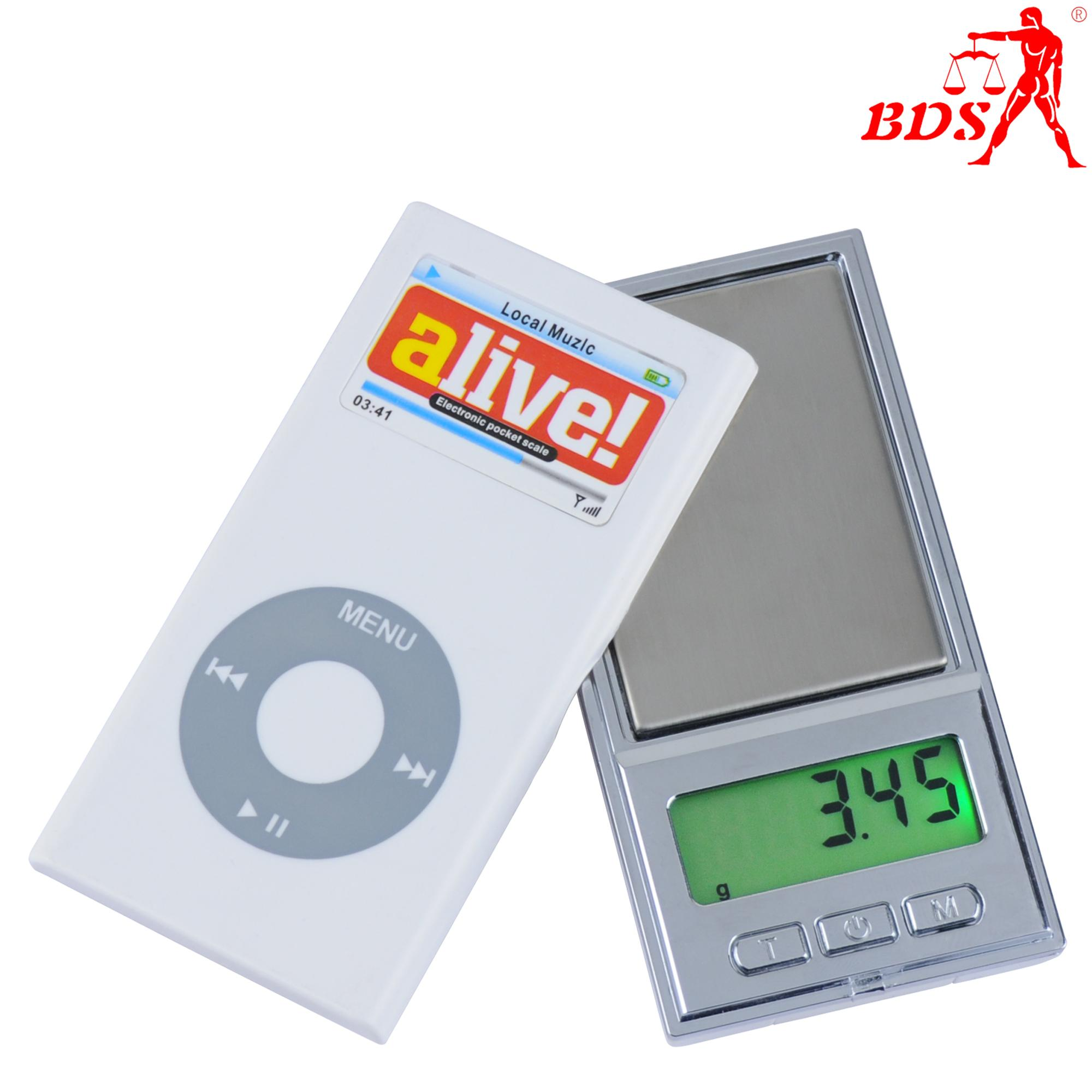 BDS-DH precision scale jewelry pocket scale  and protable electronic scale  2