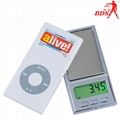 BDS-DH precision scale jewelry pocket scale  and protable electronic scale