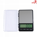 BDS1108-2electronic scale jewelry pocket