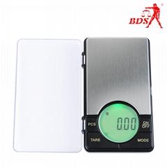 深圳北斗星衡器BDSES便攜式口袋秤,電子秤珠寶秤生產廠家