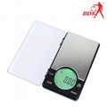 Shenzhen BDSES portable pocket sclae ,jewelry scale manufacturer