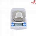 BDS-FBS 0.001g portable scale carat scale diamond scale and jewelry scale