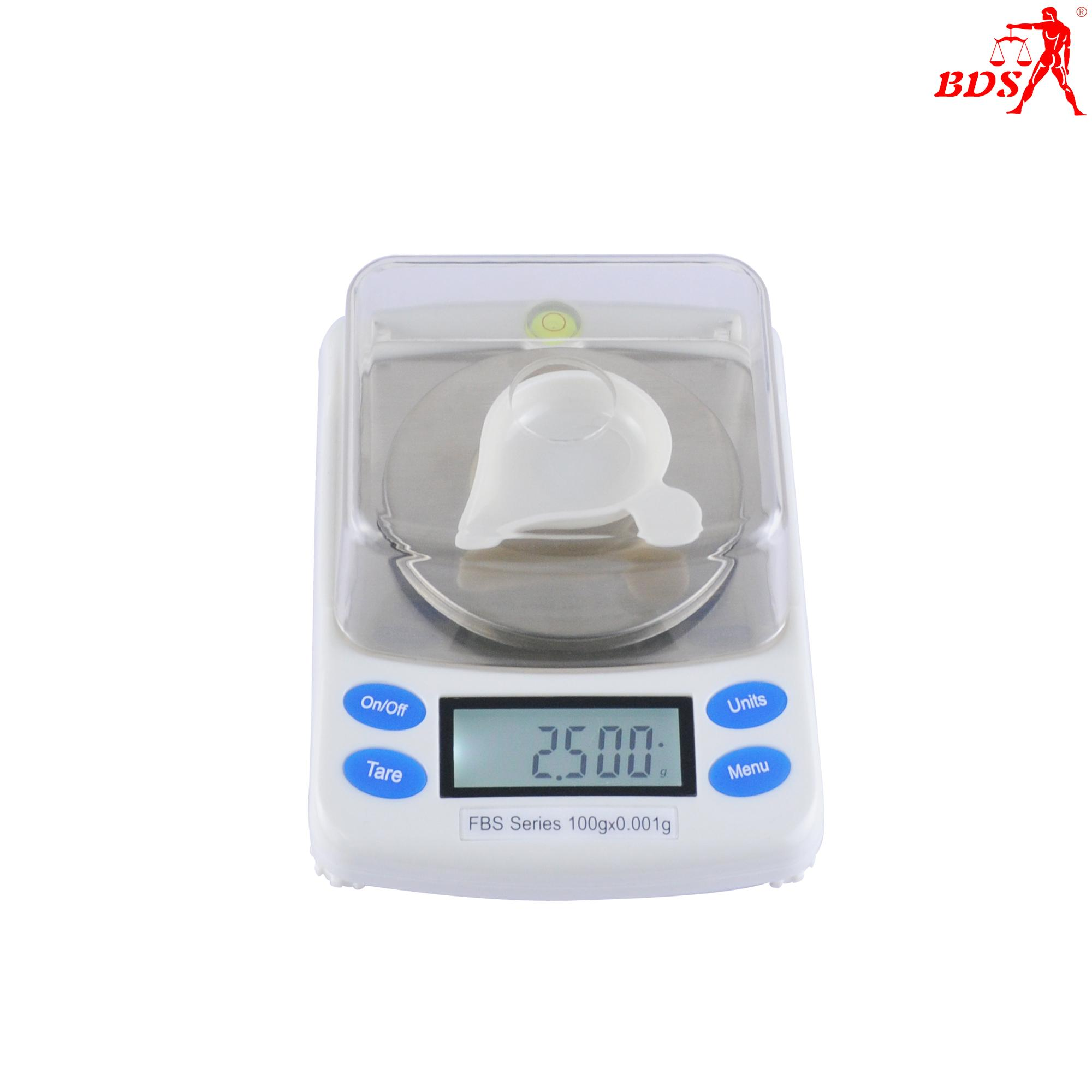 BDS Jewelry diamond scale electronic scale portable scale manufacturer  1