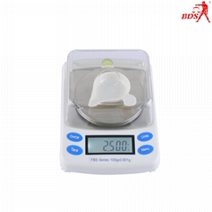 BDS0.001G  electronic scale diamond scale jewelry scale and weighing scale