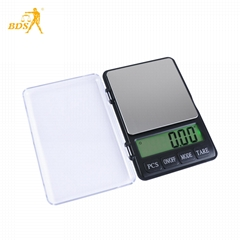 BDS1108-2 jewelry pocket scale kitchen scale plam scale portable scale