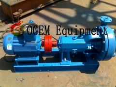Drilling fluid centrifugal pump