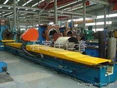 CNC mesh welding machine