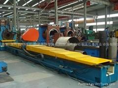 FILTER TUBE WELDING MACHINE