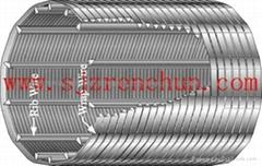 Wedged Wire Screen Welding Machine