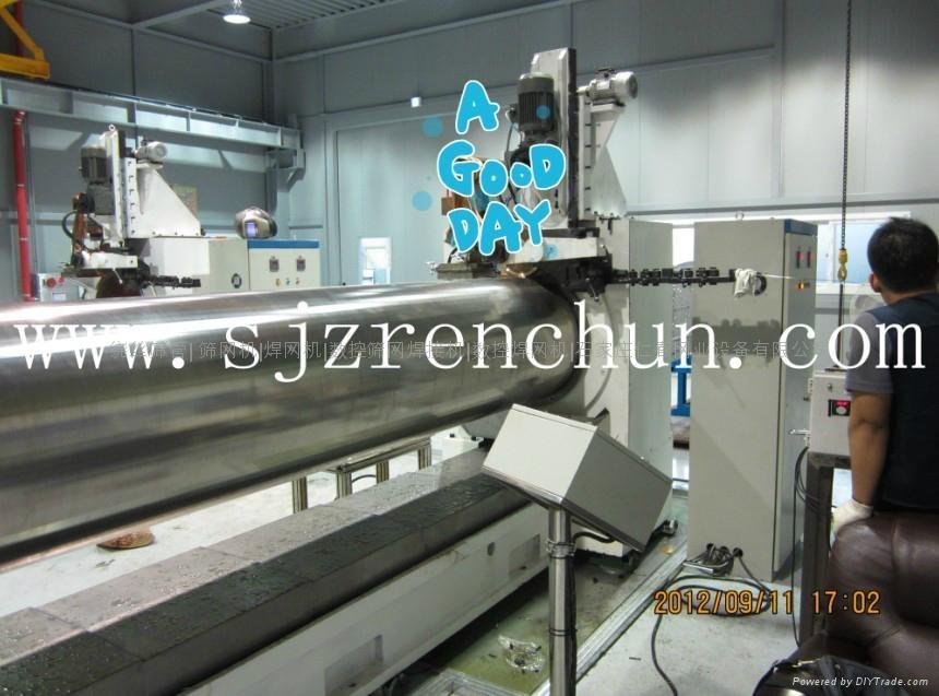 過濾管生產設備 1