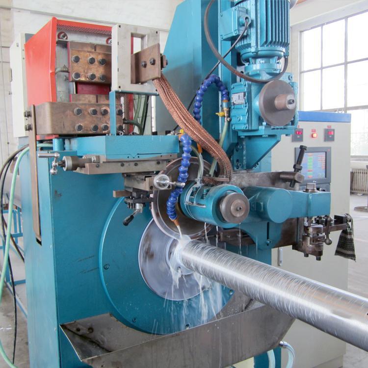 johnson Filter Tube screen Welding Machine 1