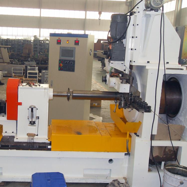 楔形絲纏繞篩管焊接機 2