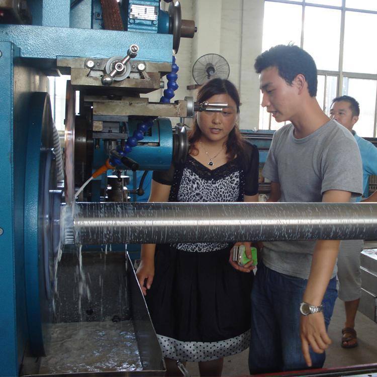 CNC screen welding machine 4