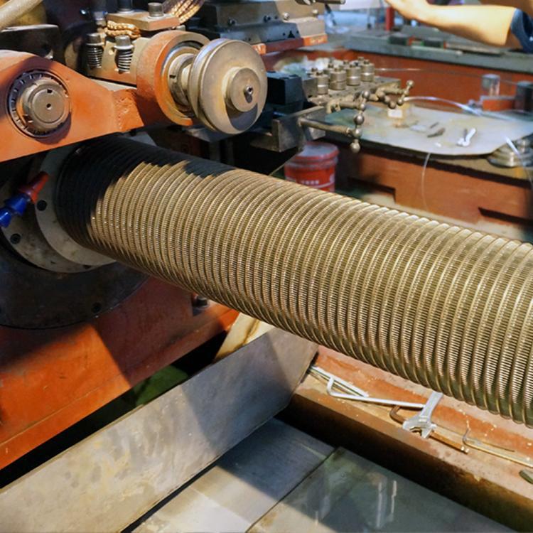johnson wedge wire screen welding machine 3