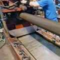 石家莊仁春不鏽鋼楔形絲過濾篩網焊接機 5