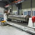 CNC silt filter tube welding machine HWJ600 4