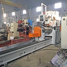 Johnson screen mesh welding machine 2