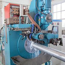 johnson mining screen welding machine 1