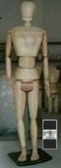 wooden mannequin-1