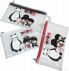 PVC  Bag /Pen Pouch